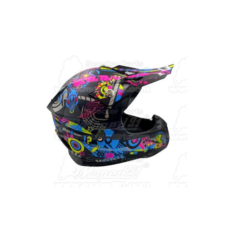 bukósisak nyitott. COOL LINE EASY . Méret: L. Szín: fekete- sárga, Tulajdonságok: ABS héjszerkezet, könnyen kivehető és mosható