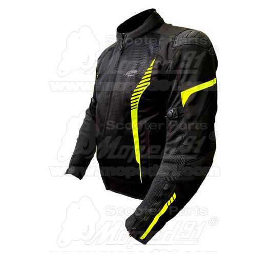 kerékpár küllővédő ABS műanyag, alkalmas radiális küllőkhöz, 150 mm, átlátszó MTB LYNX