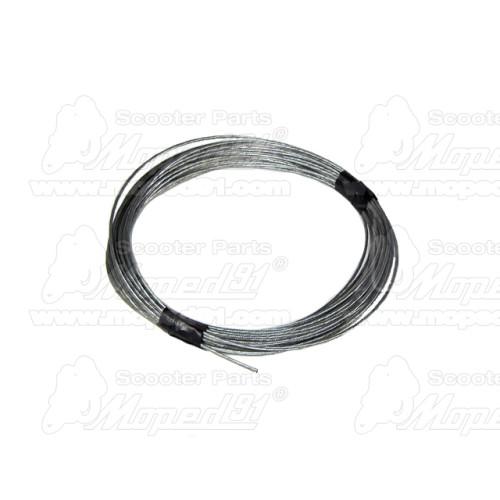 fékbowden első APRILIA AMICO 50 (92) hosszúság belső 122 cm külső 105 cm