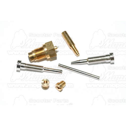 fékbetét KAWASAKI GPX R 250 (´86) / GPZ 250-400 (83-85) / VN 400-700-850 (95-) / ZL 400-750-900 (86-92) / EN 500 (90-99) / GPZ R