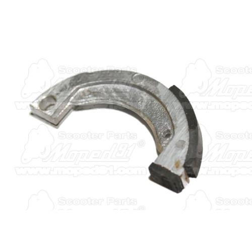 lánc szett HONDA 525-OSDC 124t VT 750C SHADOW (97-03) / VT 750DC BLACK WIDOW (00-06) Z17/Z41