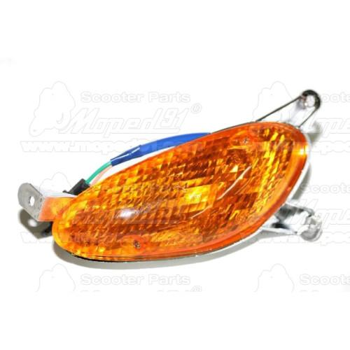 akkumulátor 12V 5,5Ah-3B 140x60x135 (090113) Német Gyári Minőség SOTEX