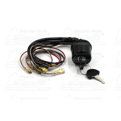 motor tömlő 250/275x19 (2 1/2 / 2 3/4x19) TR6 MITAS