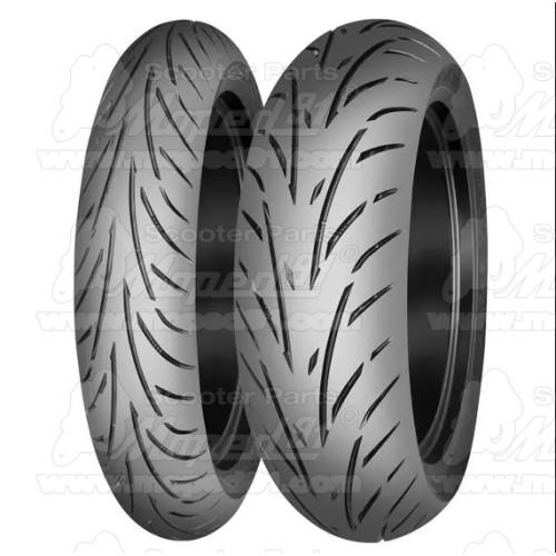 kerékpár csengő alumínium d: 53 mm, narancs-fekete LYNX Német minőség