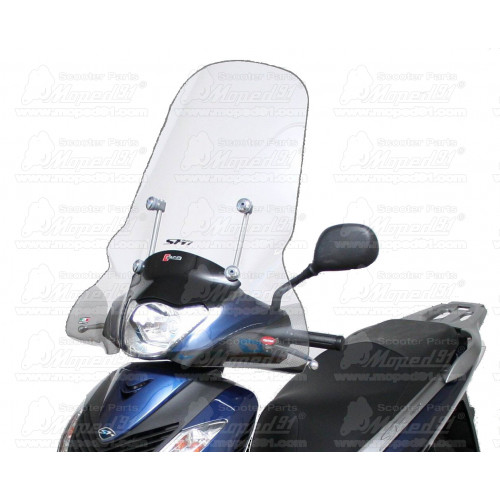 fékkar SIMSON S 50 / S 51 / S 70 / SCHWALBE KR 51 műanyag, egyenes (205831) Német minőség EAST ZONE