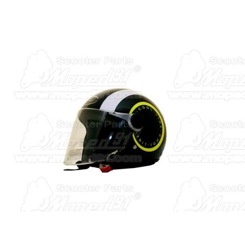 kerékpár kormányszár, állítható magasság, 4 db 5 mm keskeny és 1 db 8 mm vezetékes távtartó, alumínium, 1.1/8 fekete MTB LYNX Né