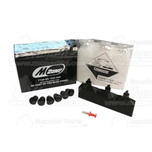szimering 16,4x30x5 GY6 50 4T 139QMA - 139QMB KÍNAI motorokhoz / BAJA BE500 4T 50 / SUNCITY 4T 50 / RT 4T150 / SC 4T150 / BAOTIA