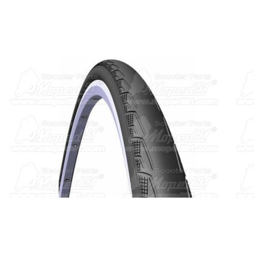 kerékpár köpeny 24x1 3/8x1 (25-540) V03 TOURNIER kerekesszék gumi, FEKETE, MITAS