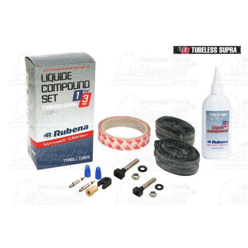 pótlábtartó alátét SIMSON SCHWALBE KR51 belső átmérője 8,8 mm, külső átmérője 26mm (340430) Német minőség EAST ZONE