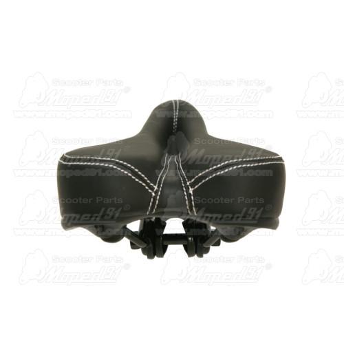 kerékpár sárvédő felfogató, rögzítő csavarral. A 229536-229539 Moped kódon lévő sárvédőkhöz. LYNX Német minőség
