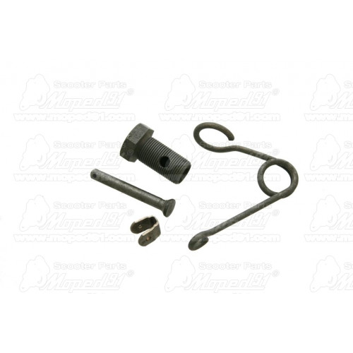 dugattyú gyűrű 57.50 MZ 150 EAST ZONE