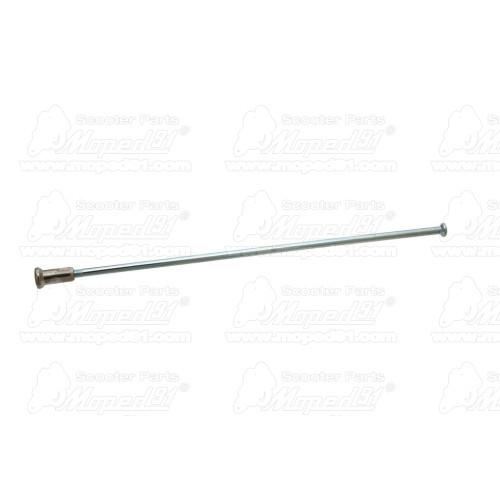 gázbowden SIMSON rövid 770mm (205521) Német Minőség