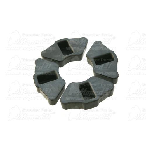 olajpumpa meghajtó lánc KÍNAI GY6 125-150 / KYMCO AGILILTY 125