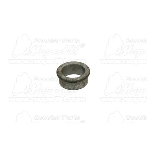kipufogó dob SIMSON KR 50 (59-70) / MOPED SR1 (59-64) / MOPED SR 2 (59-63) / MOPED SR4-1P (64-76) / SPATZ 660mm Német Minőség