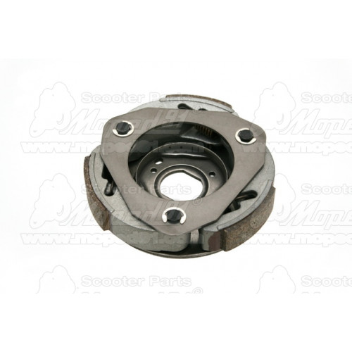 karburátor SIMSON ROLLER SR80 16N3-3 komplett (393020) Német Gyári Minőség BVF