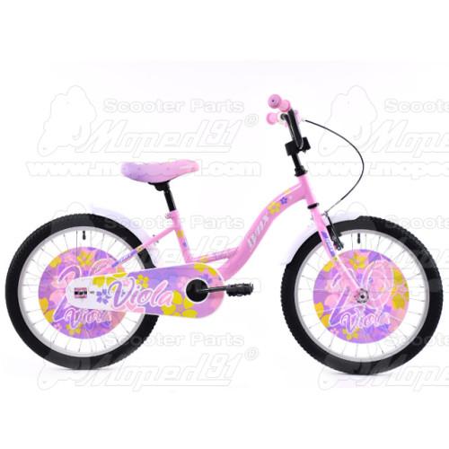 Simson S50 casvarhúzó fekete (laposfejű)