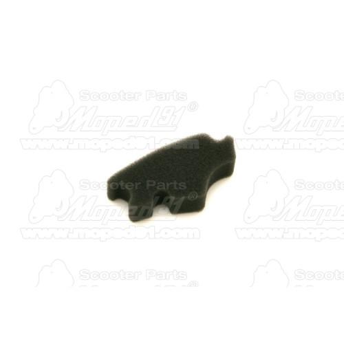 kerékpár küllővédő (racsnivédő) 185 mm fém MTB