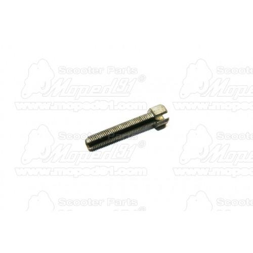 sárvédő tartó bilincs natúr SIMSON S50 / S51 / S53 / S70 / S83 / ROLLER SR50 / ROLLER SR80 / SCHWALBE KR51 (207421207431)