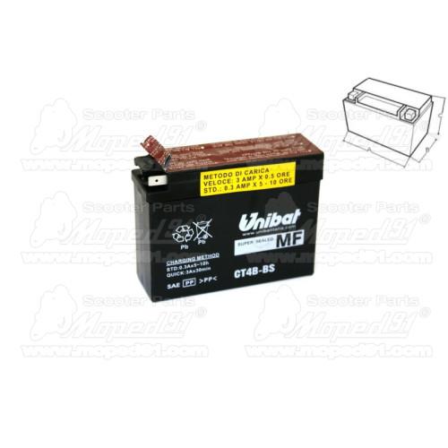 gázcső markolat SIMSON S 50 / S 51 / S 53 / S 70 / S 83 / ROLLER SR 50 / ROLLER SR 80 (205670)