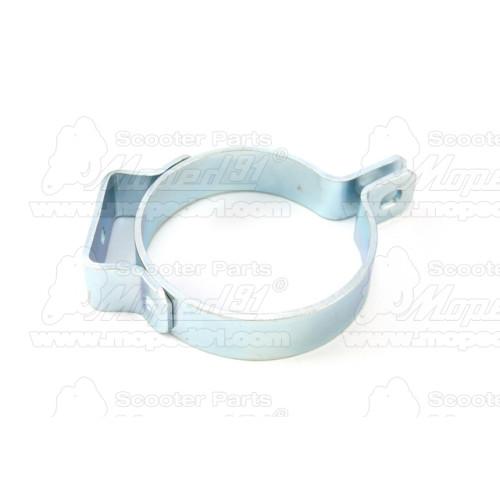 kerékpár nyeregcső rugós, alumínium d: 25,4 x 300 mm, 40 mm rugózás, ezüst LYNX Német Minőség