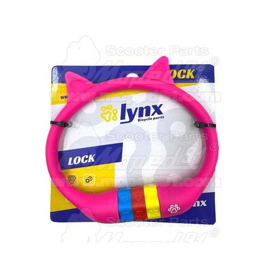 MTB váltó hátsó (hosszú) 6/7 sebességes LYNX