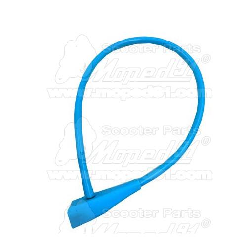 ékszíj 17,5x770 APRILIA SCARABEO 2T 100 (00-01) / MBK BOOSTER 100 (99-) / YAMAHA AEROX 100 / NEOS 100 (99-02) kevlár MZONE