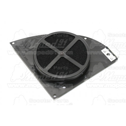 lámpabúra hátsó 2 csavaros átlátszó SIMSON 50 / S51 / S70 / SCHWALBE KR51 / MZ TS d:100 mm (201675)