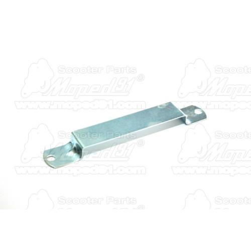 nyereg ütköző gumibak SIMSON S 51 / SCHWALBE KR 51 / STAR csúcsos (173311)