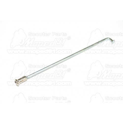 láncvédő bakelit gumidugó SIMSON S 50 / S 51 / S 70 / SCHWALBE KR 51 / SPERBER (345471)