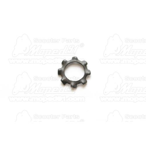 kipufogó dob ETZ 250 krómos (30-28.071)