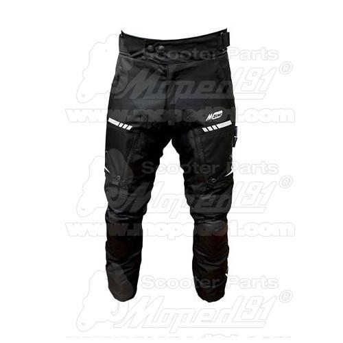 kerékpár láncvédő 48-50T, 120 mm, tartóvassal, polikarbonát műanyag, átlátszó füstszínű, fehér színű betéttel LYNX