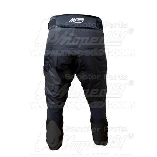 kerékpár láncvédő 42-44T, 120 mm, tartóvassal, polikarbonát műanyag, átlátszó szűrke, fehér színű betéttel LYNX