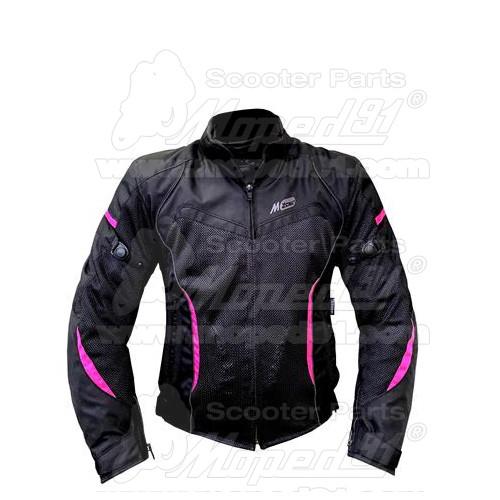 lakat görgős 22x1200 mm, átlátszó kék színű, időjárásálló burkolat, motorkerékpár UNIVERZÁLIS
