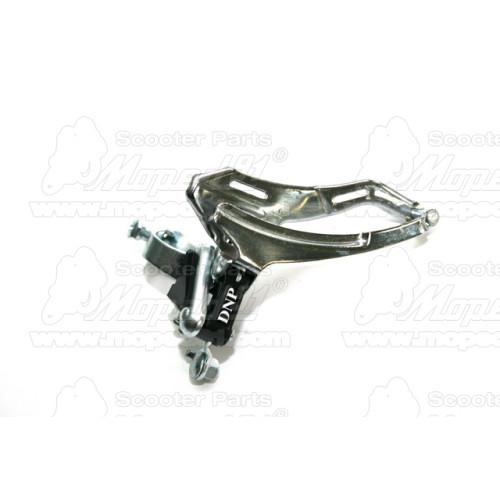 láncvédő gumi SIMSON SCHWALBE KR51 / MOPED SR4-2 / MOPED SR4-3 / MOPED SR4-4 / DUO 4/1 (340460)