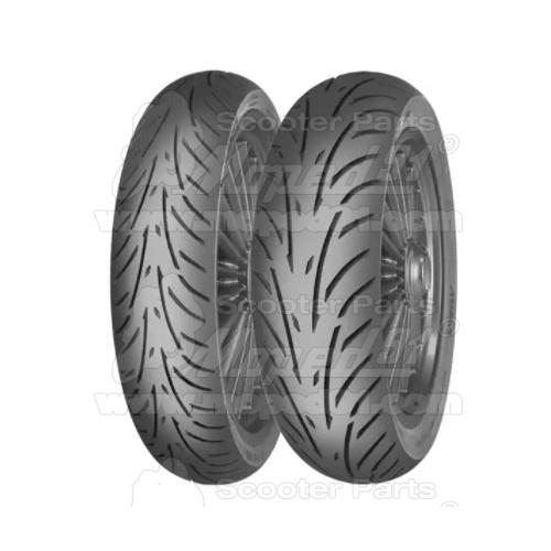kerékpár markolat, D2 két komponensű, kemény belső és puha külső keverék, 130 mm fekete-kék, párban LYNX