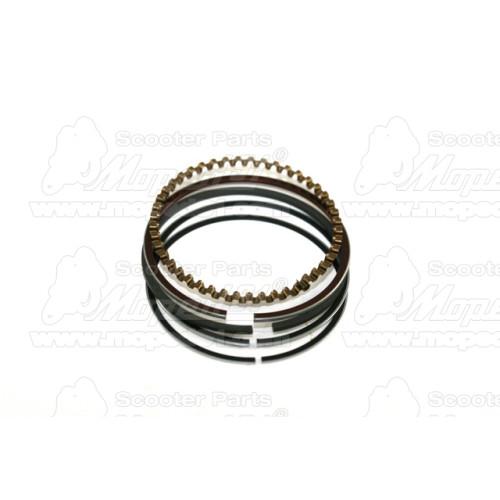 fékbetét KAWASAKI VN 400 (99-) / ER-5 500 (01-) / KLR 650 (95-) / ZR 750-1100 / VN 800-1500 (99-) / KLV 1000 (04-) / SUZUKI GSF