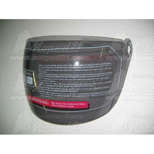 irányjelző búra első jobb MBK SKYLINER 125-150 (02-) / YAMAHA YP MAJESTY 125-150 (02-) átlátszó