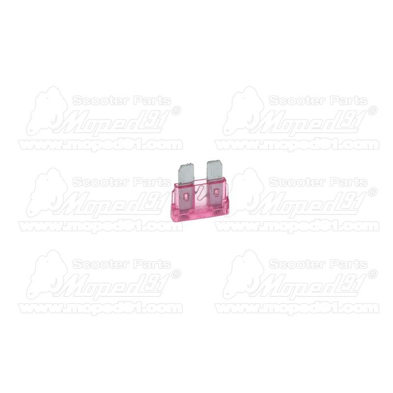 lámpa hátsó PIAGGIO SKIPPER LX 125 (98-99) / SKIPPER ST 125 (00-02) / SKIPPER LXT 150 (98-99) / SKIPPER ST 150 (00-02) komplett