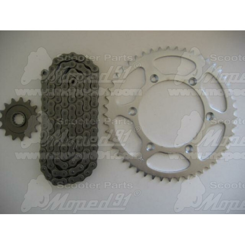 szimering készlet PIAGGIO VESPA PRIMAVERA 50-90-125 / VESPA ET3 PK 50-125 Méret: 22,7x47x7/7,5: 27x37x7: 19x32x7