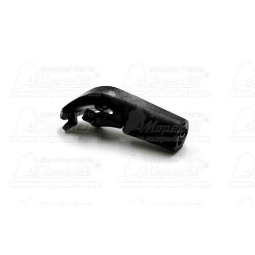 gyújtáskapcsoló takaró, piros (műszerfalra) SIMSON S53, S83 C, CX, Sperber-BR (173441) MZA