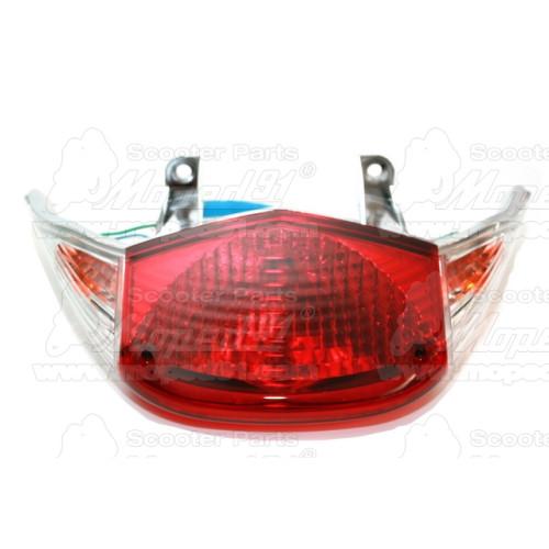 irányjelző első bal-jobb APRILIA AF1 50-125 / RS 50-125 (96-98) / RX 50-125 / ETX 125 / LEONARDO 125-150 (96-98) / PEGASO 650 (9