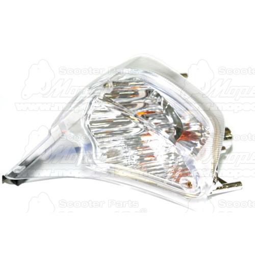 alvázszám takaró MBK NITRO 50 / YAMAHA AEROX 50 MSP