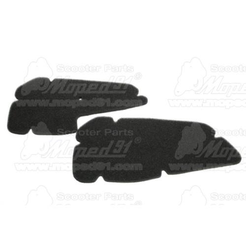üzemanyagszűrő d:7mm réz szűrővel, mosható, kicsi színes UNIVERZÁLIS