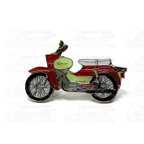 kuplung tengely hézagoló 17x28x1,5 mm SIMSON S 51 / S 60 / S 70 / S 83 / ROLLER / KR 51/2 (384025)