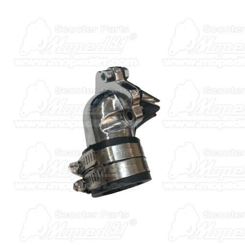 kerékpár lánc 1/2 x 3/32 116 tagú, 15-21 sebességes, fekete-barna LYNX