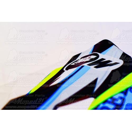 kesztyű, L, kerékpáros, rövid ujjas Nobelsheet anyag a tenyéren a jobb tartósságért és a biztonságosabb fogásért, Sublimált ly