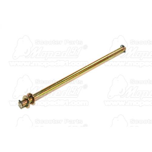 tűgörgő felső 12x17x13 APRILIA MOJITO 50 (04-08) / SCARABEO STREET 50 (05-06) / SCARABEO STREET 2T RST 50 (06-09) / SCARABEO 2T