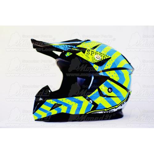 kerékpár racsni indexes 7 sebességes, barna MTB