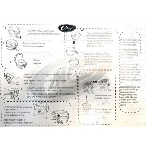 kerékpár kerékagy hátsó, fekete, 135 mm, 36 lyukas, gyorskioldós, MTB LYNX