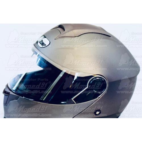 kerékpár sárvédő nyereg alá, ultrakönnyű műanyag, szürke-fekete LYNX